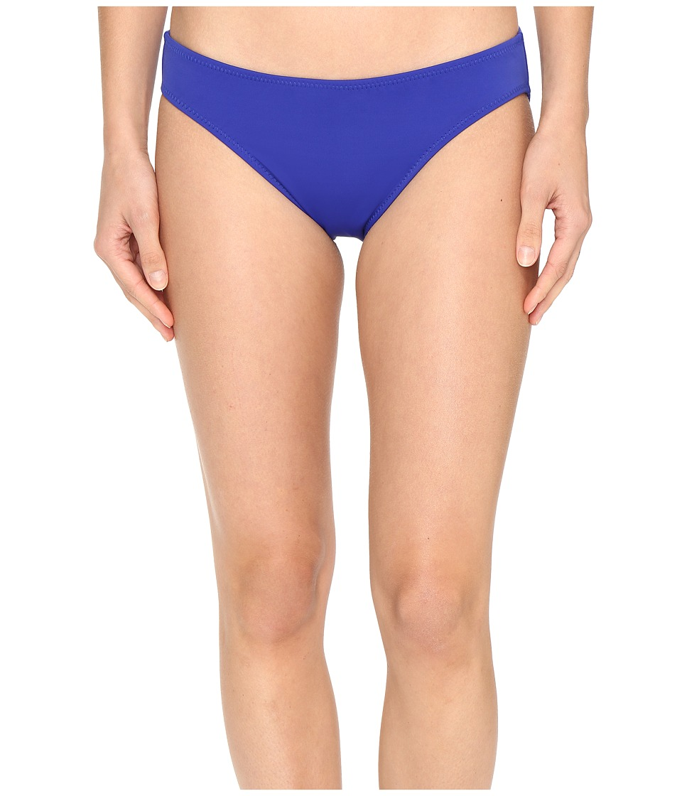 KAMALIKULTURE by Norma Kamali - Scoop Bottom (Cobalt) Women's Swimwear