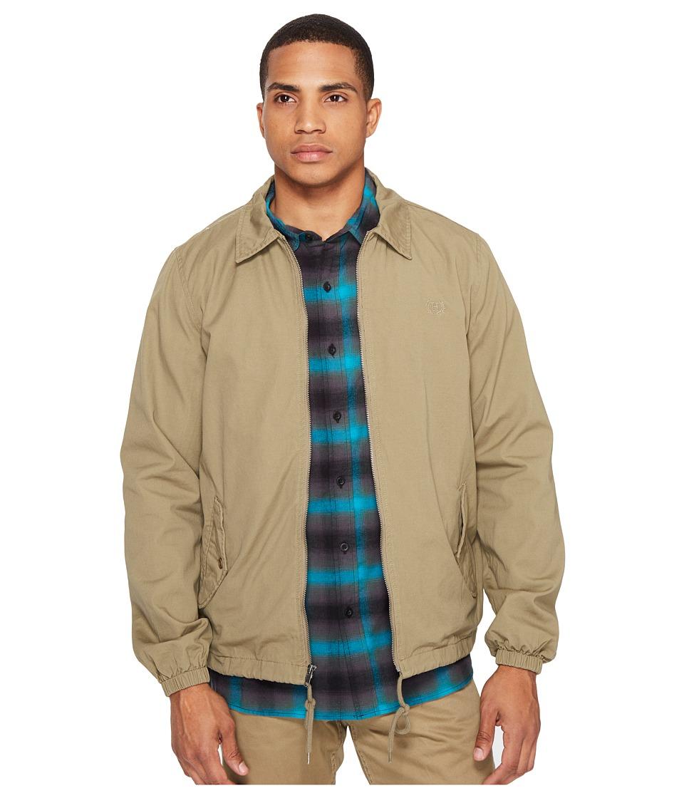 HUF - Dunham Jacket (Khaki) Men's Coat