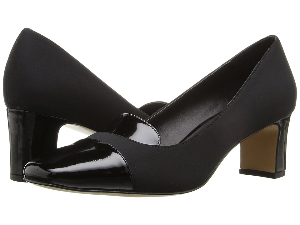 Donald J Pliner - Jee (Black) Women's Shoes