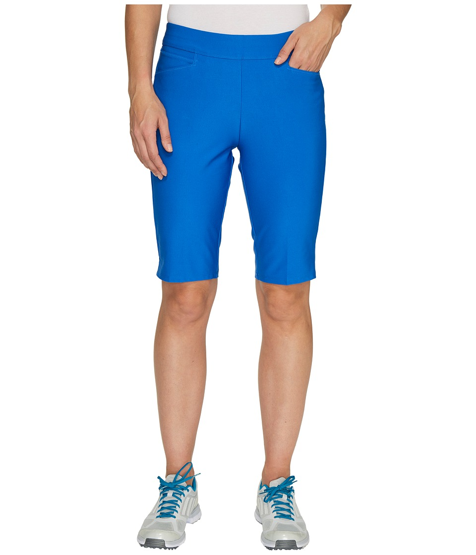adidas Golf - adiStar Bermuda Shorts (Blue) Women's Shorts