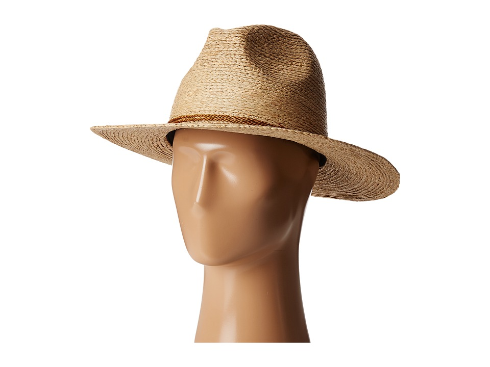 Brixton - Sandoz Hat (Tan) Traditional Hats