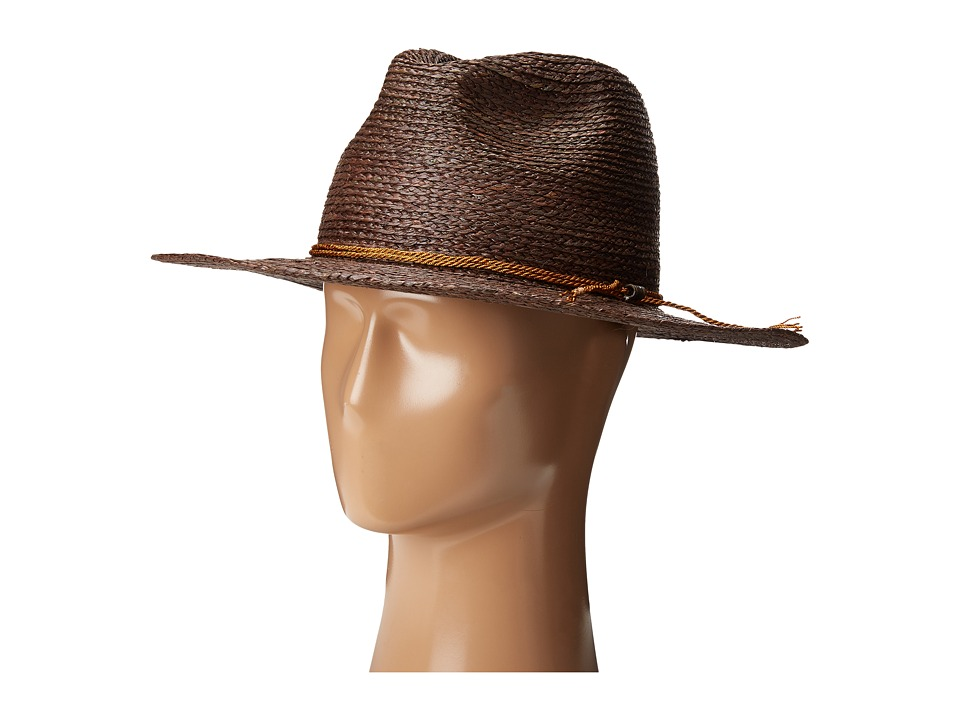 Brixton - Sandoz Hat (Brown) Traditional Hats