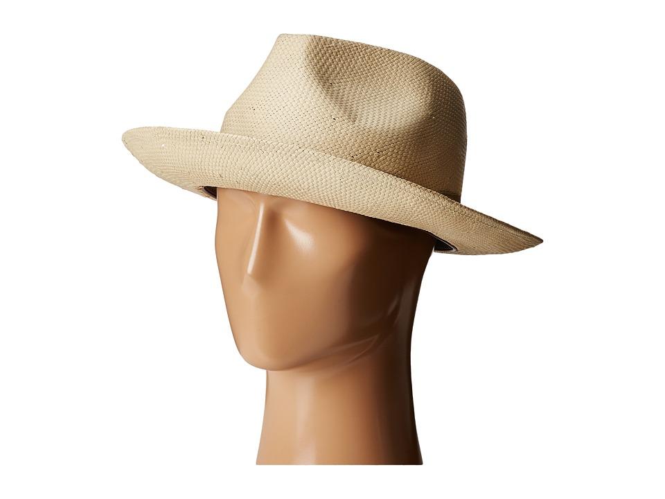 Brixton - Presley Fedora (Bone) Fedora Hats