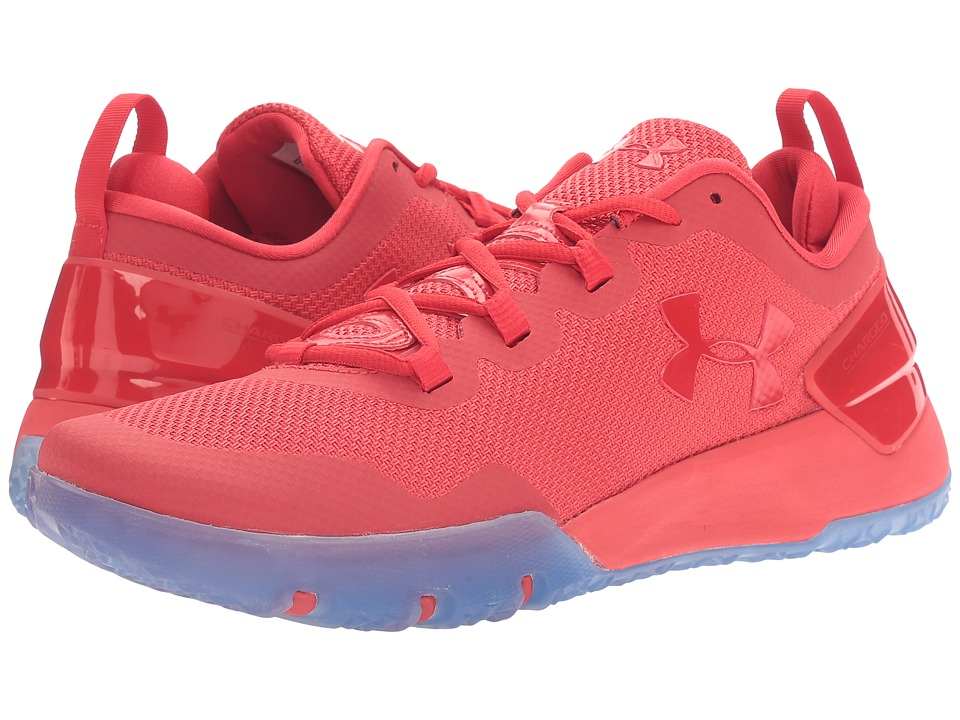 Under Armour - Charged Ultimate TR Low SE (Red) Men's Shoes