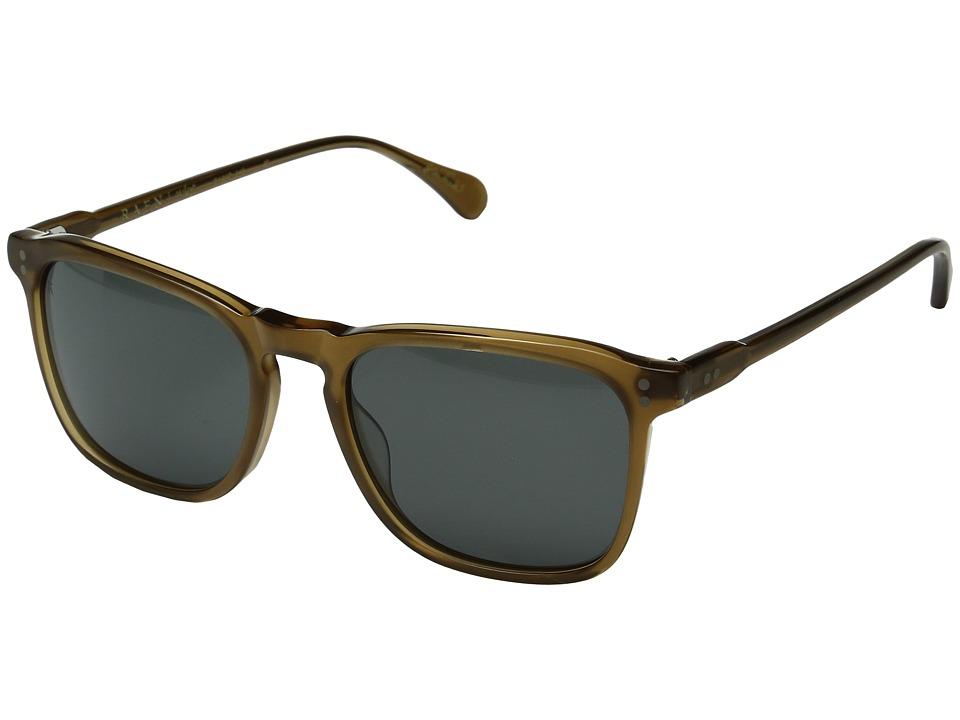 RAEN Optics - Wiley (Kelp) Polarized Fashion Sunglasses
