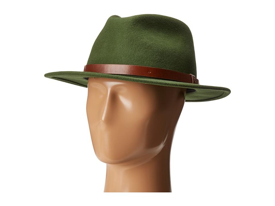 Brixton - Messer Fedora (Cypress) Fedora Hats