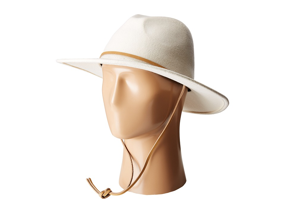 Brixton - Field Hat (Ivory) Traditional Hats