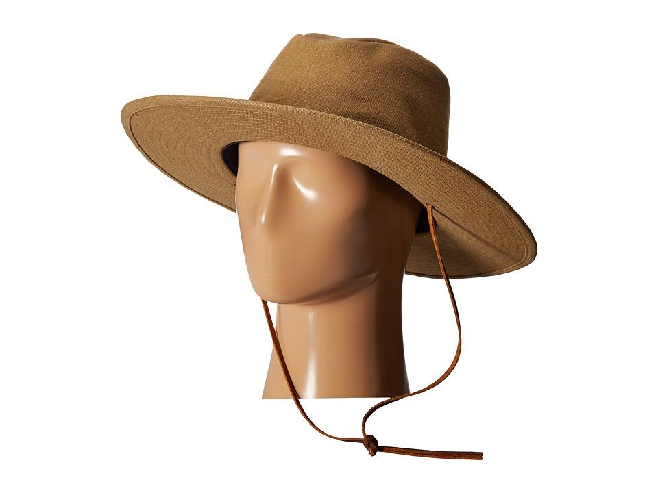 Brixton - Ranger II Hat (Dark Khaki) Caps