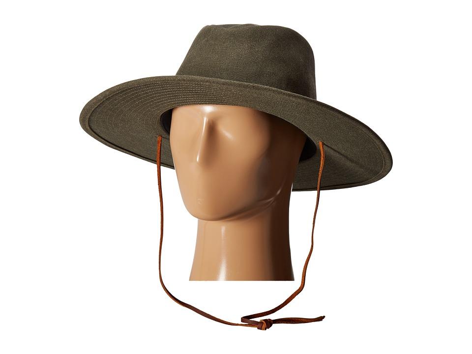 Brixton - Ranger II Hat (Moss) Caps