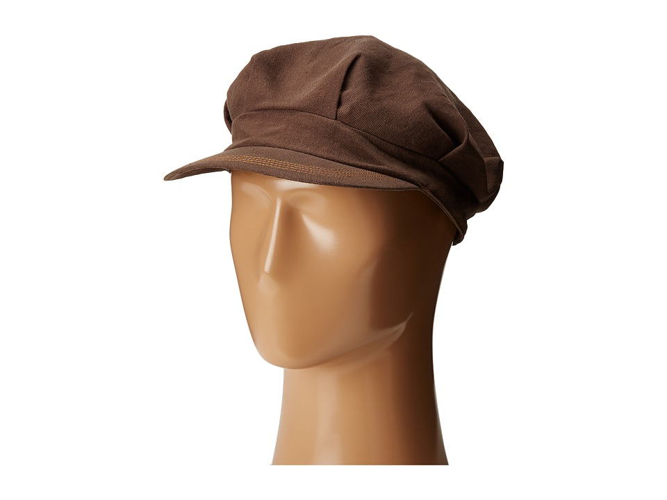 Brixton - Murdoch Cap (Brown) Caps