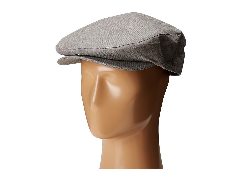 Brixton - Barrel Snap Cap (Grey Chambray) Caps