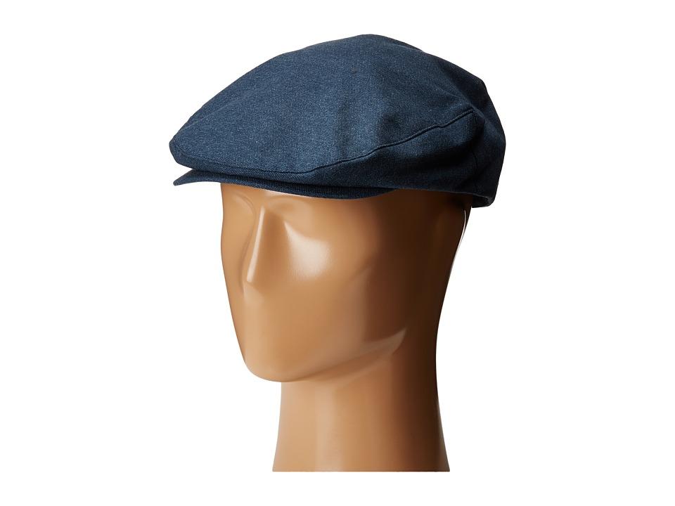 Brixton - Hooligan Snap Cap (Indigo) Caps