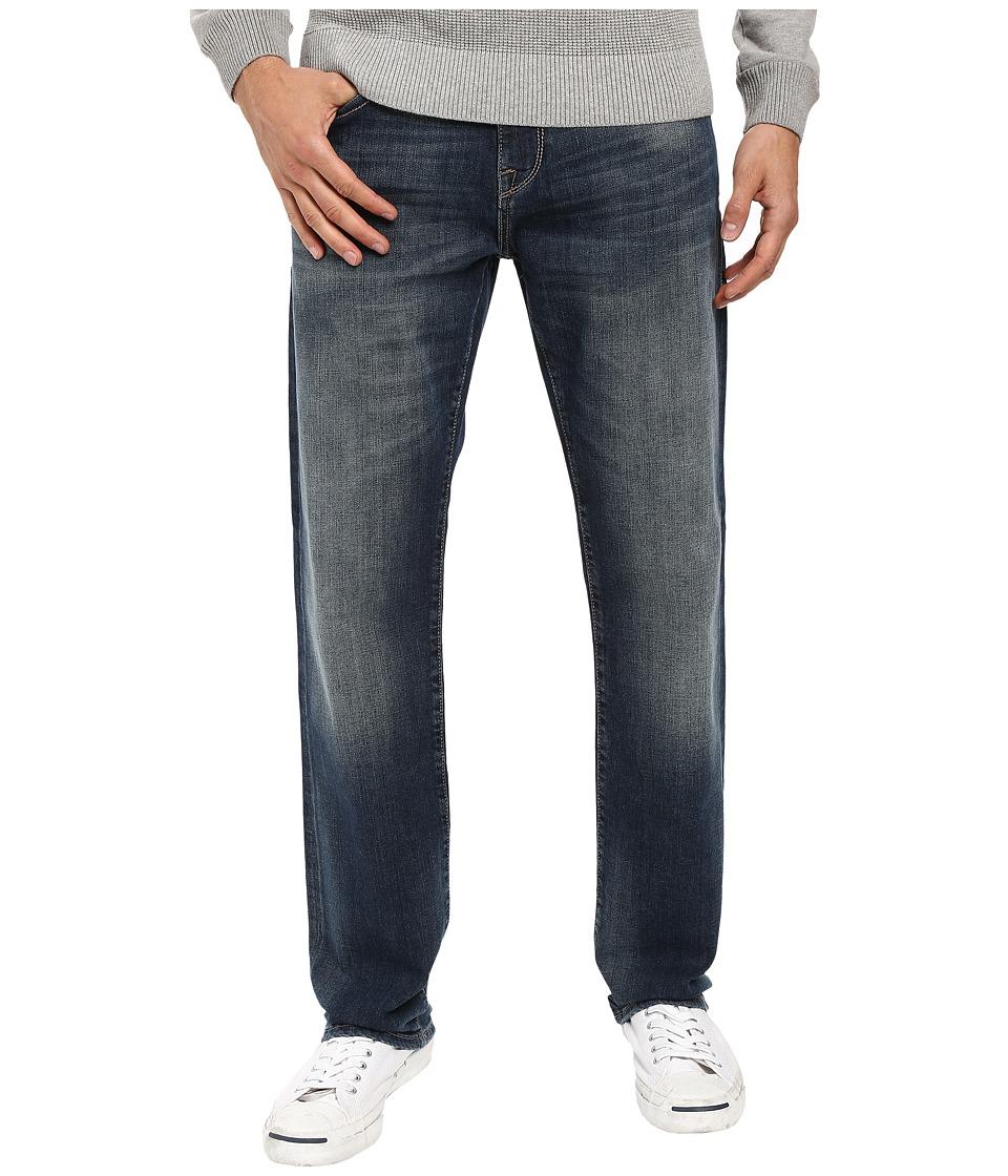 Mavi Jeans - Zach Classic Straight Leg in Deep Vintage (Deep Vintage) Men's Jeans