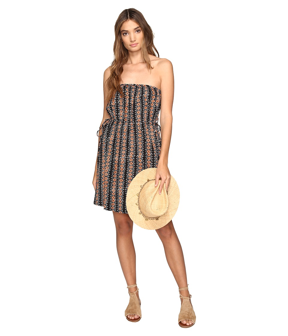 Volcom - Avalaunch It Dress (Bronze) Women's Dress