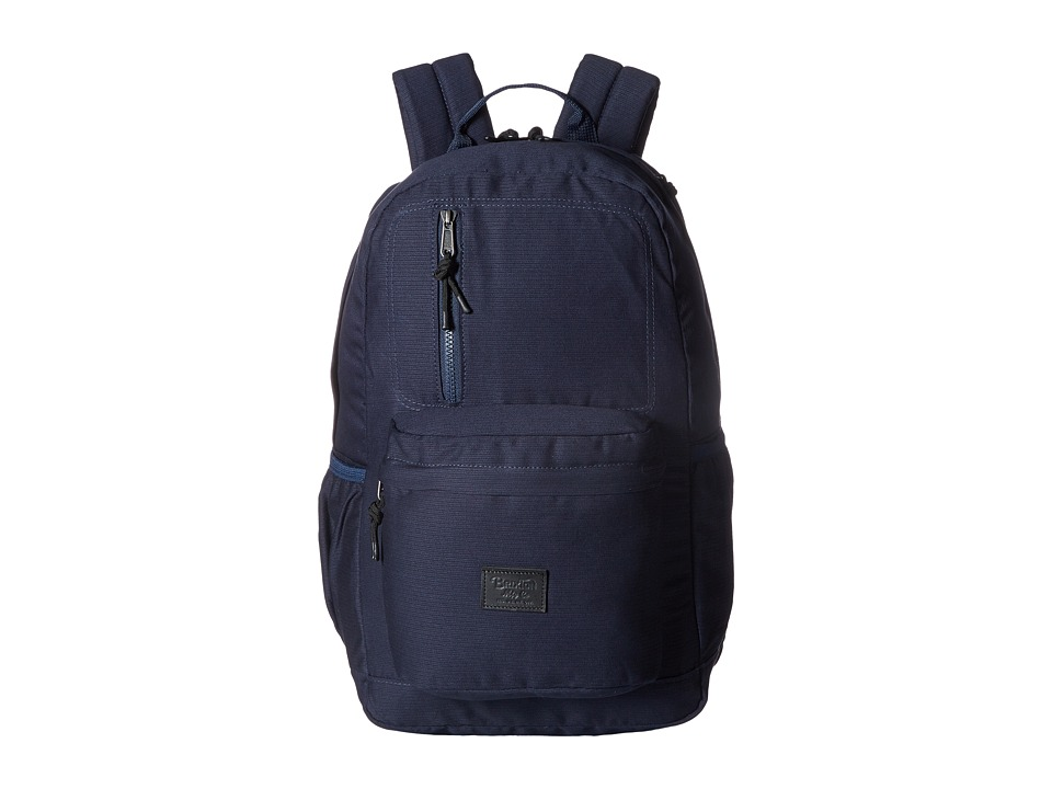 Brixton - Bellows Backpack (Navy) Backpack Bags