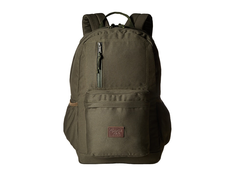 Brixton - Bellows Backpack (Olive) Backpack Bags