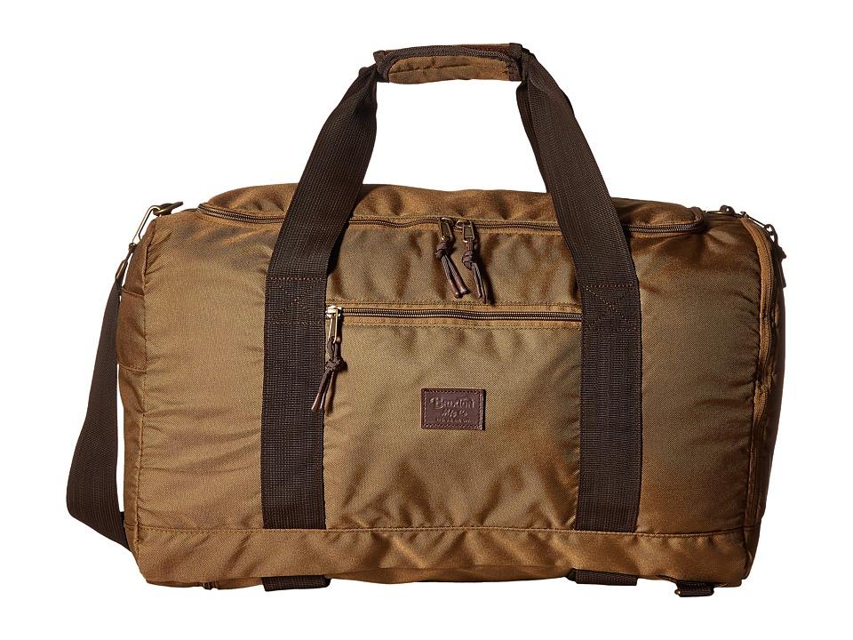 Brixton - Packer Bag (Bronze) Bags
