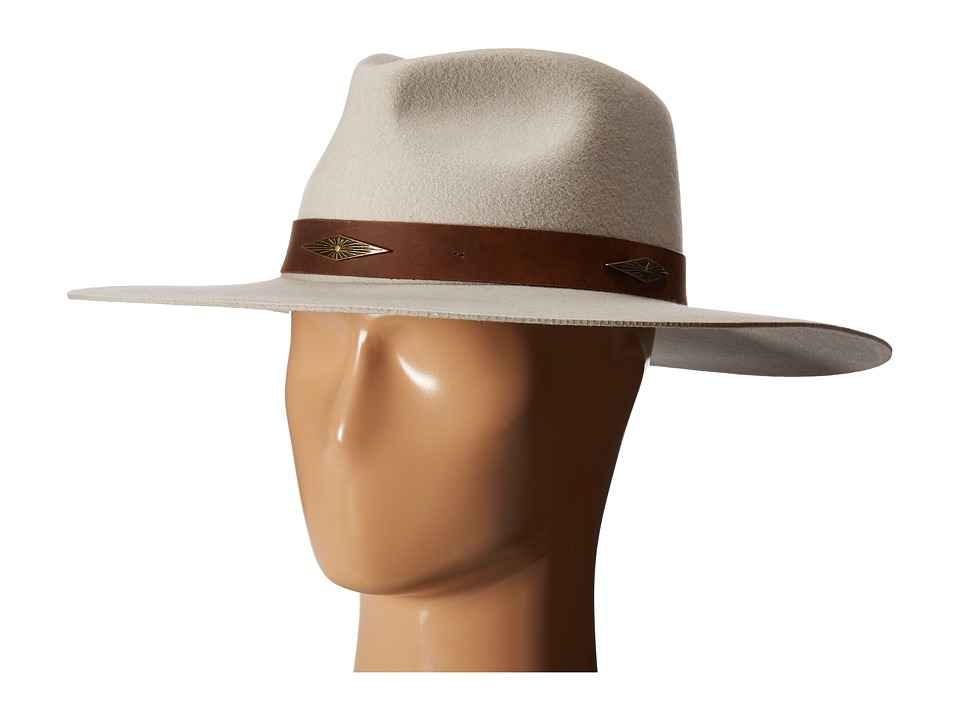 Brixton - Rio Hat (Silver) Caps