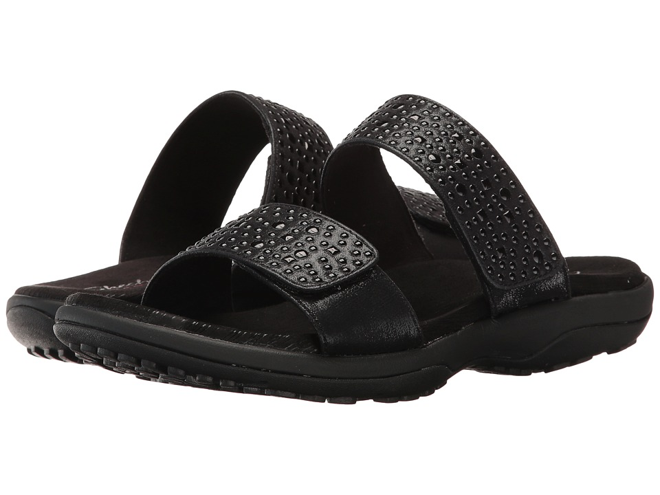 SKECHERS - Reggae Slim - Redondo (Black) Women's Shoes