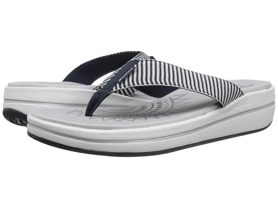SKECHERS - Upgrades - Sailin' (Navy) Women's Shoes