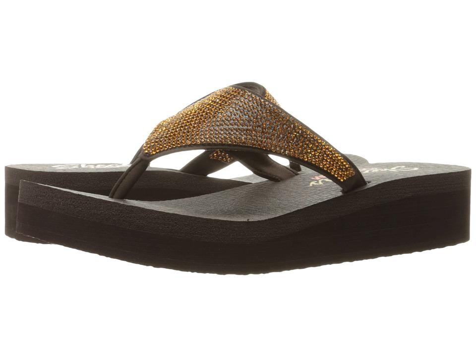 SKECHERS - Vinyasa - Nam On (Chocolate) Women's Shoes
