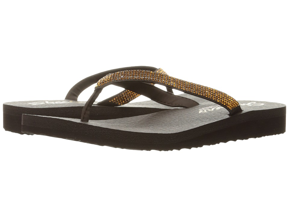 SKECHERS - Meditation - Chill Vibes (Chocolate) Women's Shoes