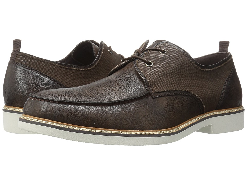 Kenneth Cole Unlisted - Fun Mode (Dark Brown) Men's Shoes