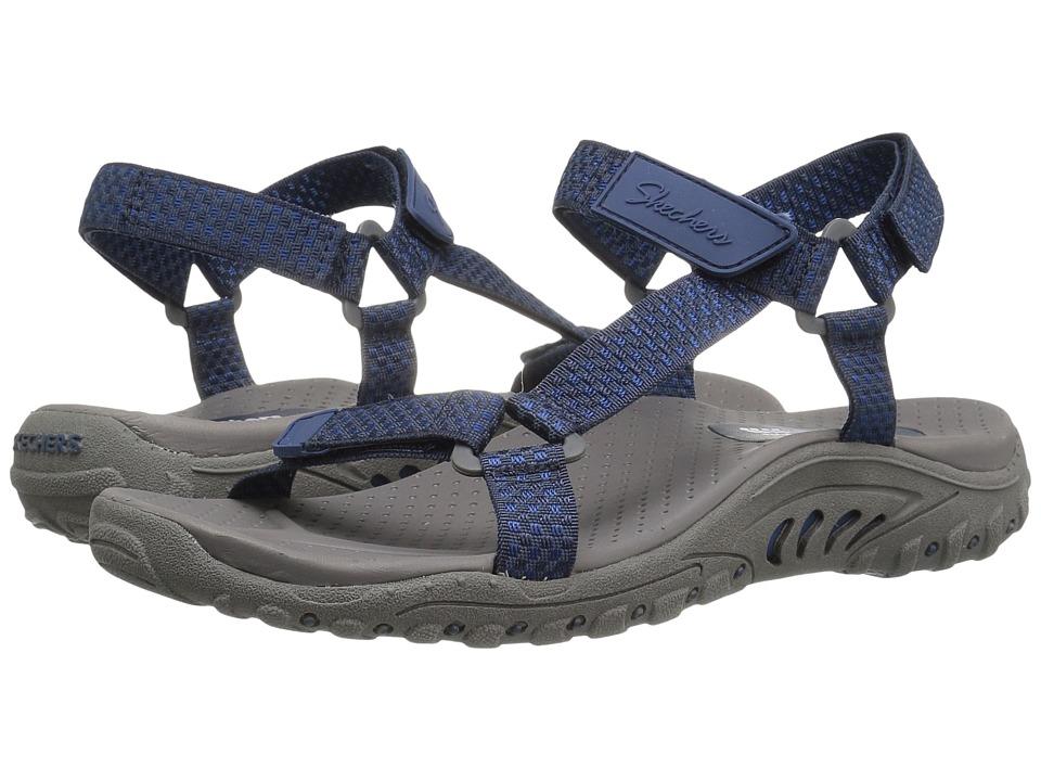SKECHERS - Reggae - Island (Navy) Women's Shoes