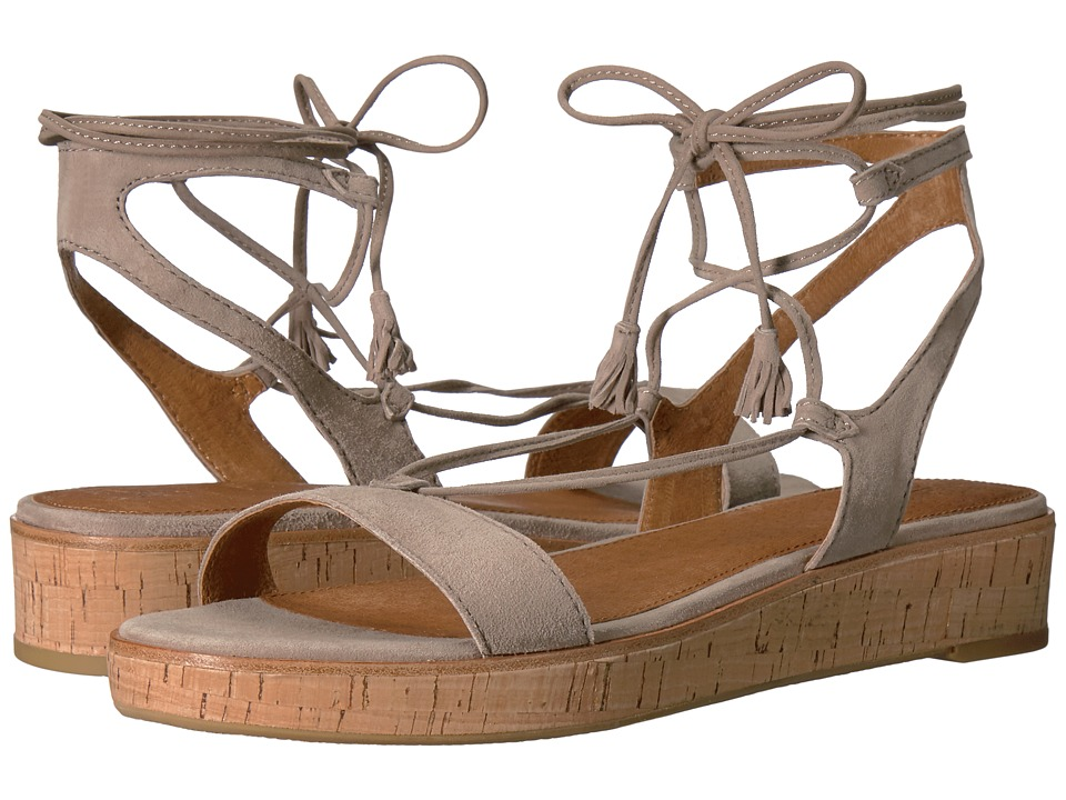 Frye - Miranda Gladiator (Ash Suede) Women's Dress Sandals