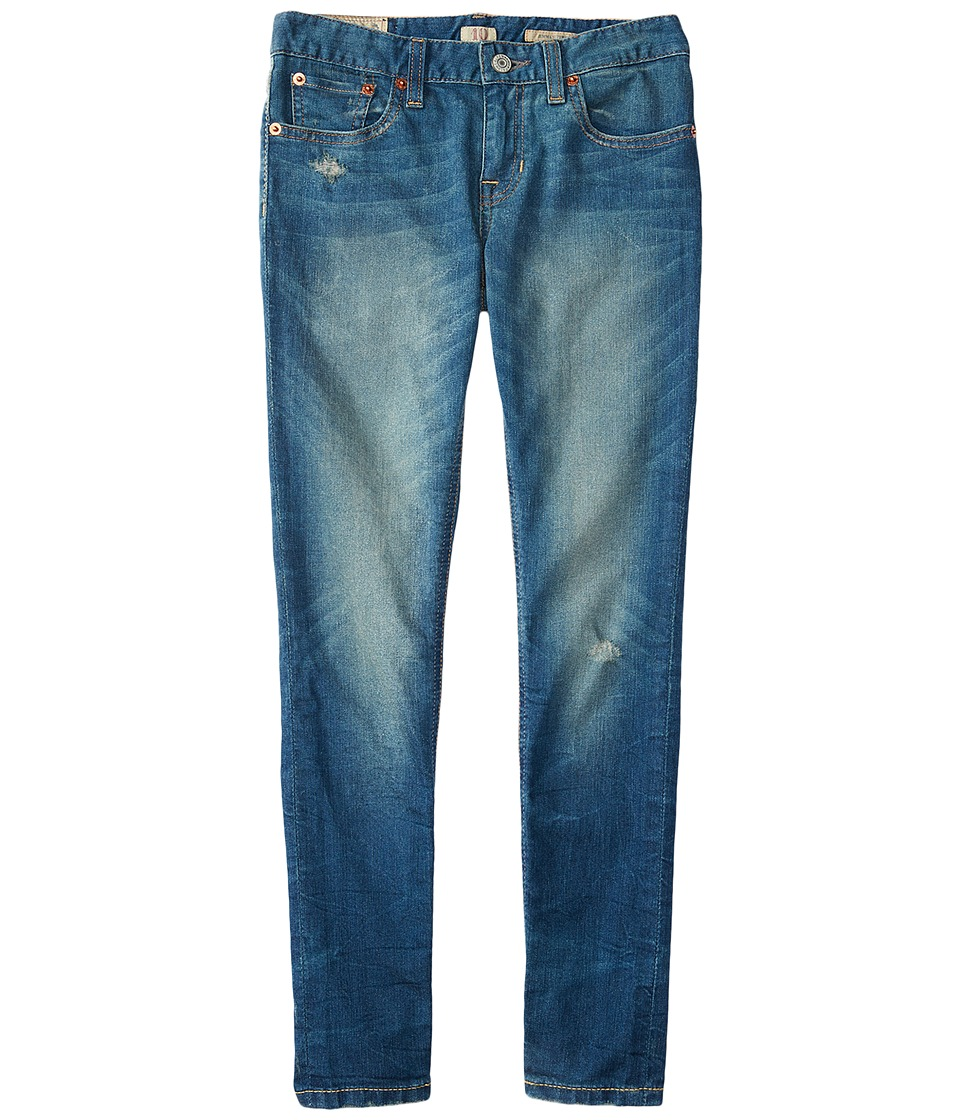 Polo Ralph Lauren Kids - Jemma Skinny Jeans in Marylou Wash (Little Kids/Big Kids) (Marylou Wash) Girl's Jeans