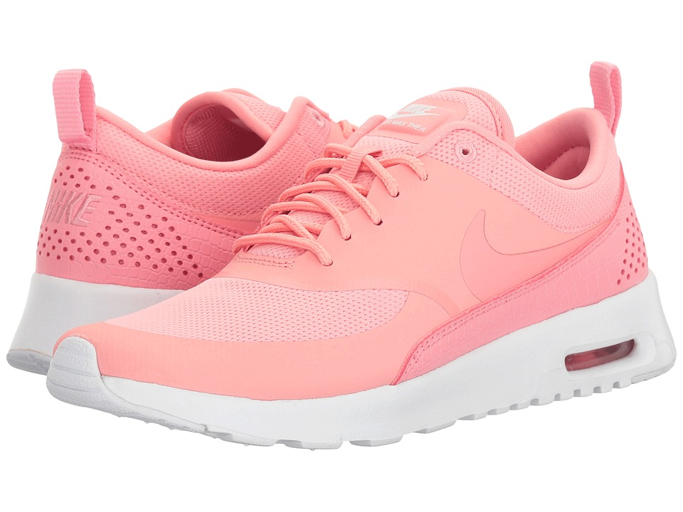 Nike - Air Max Thea (Bright Melon/Bright Melon/White) Women's Shoes