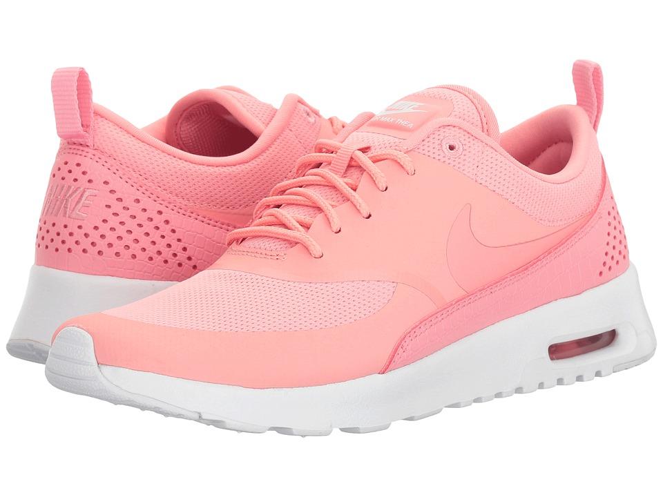 Nike Air Max Thea (Bright Melon/Bright Melon/White) Women