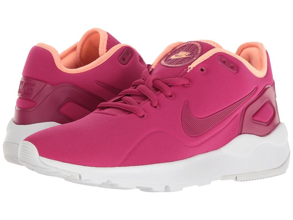 Nike - LD Runner LW SE (Sports Fuchsia/Sport Fuchsia/Sunset Glow) Women's Shoes