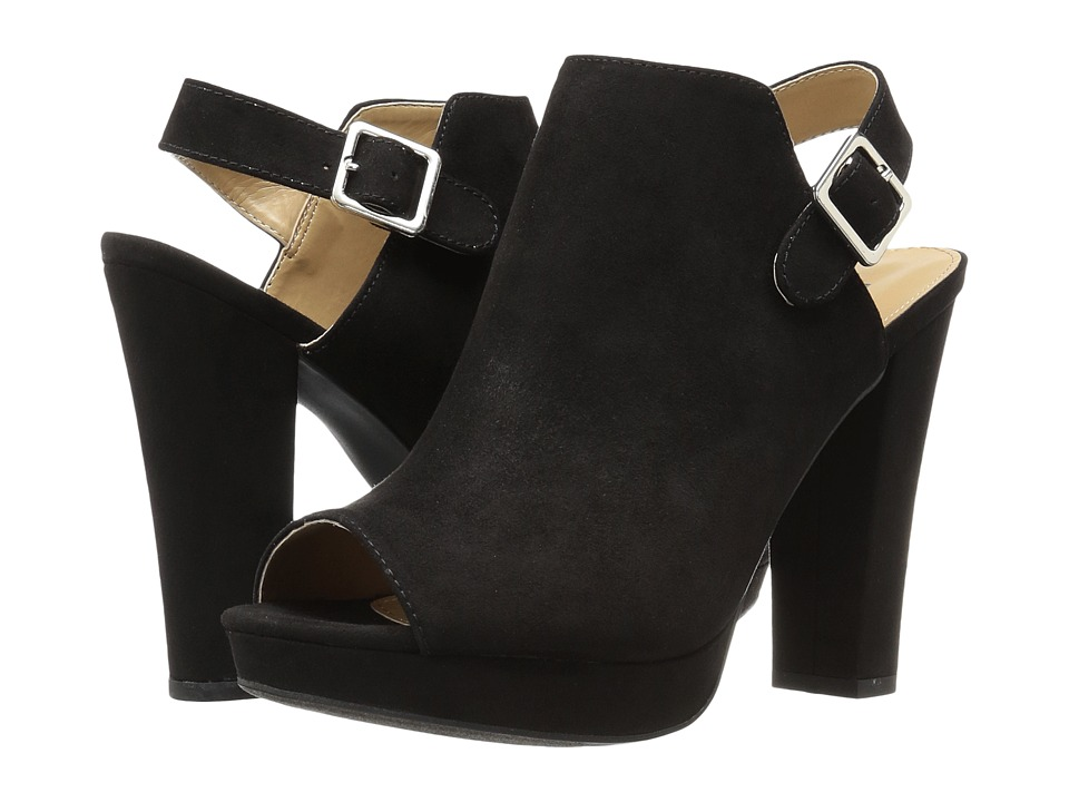 Report - Libbie (Black) High Heels