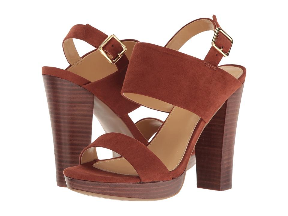 Report - Lawrena (Luggage) High Heels