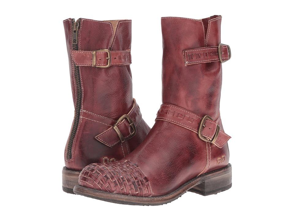 Bed Stu - Ashwell (Dark Scarlett) Women's Shoes