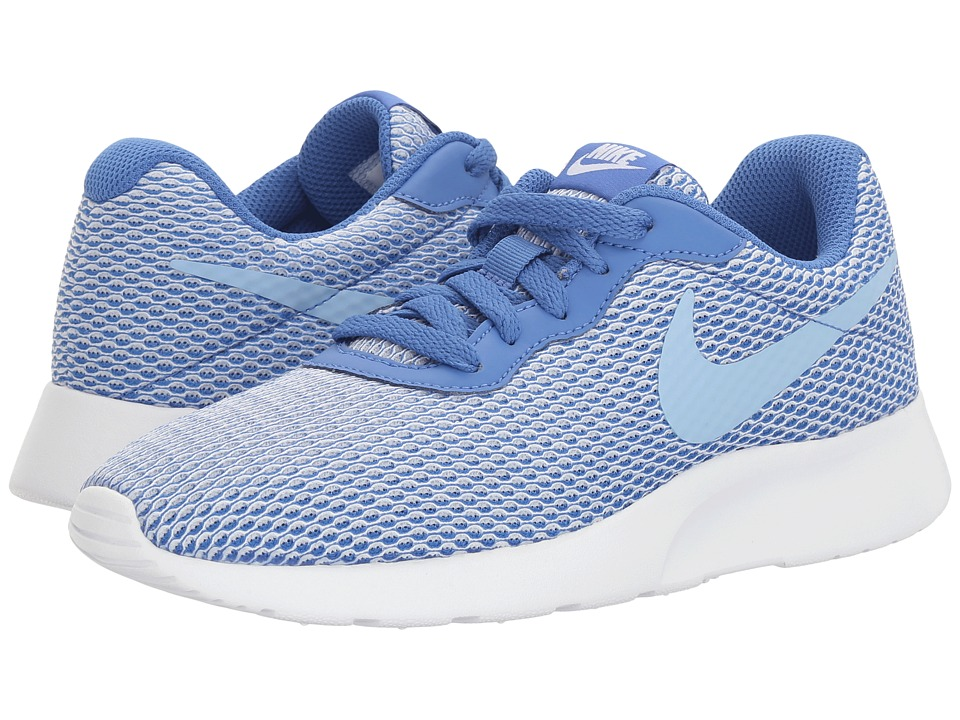 Nike - Tanjun SE (Comet Blue/Aluminum/White) Women's Running Shoes