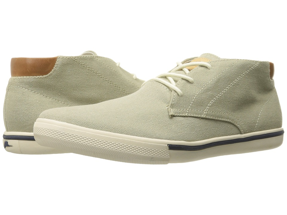 Tommy Bahama - Calderon Chukka Twill (Twill (Canvas)) Men's Lace up casual Shoes