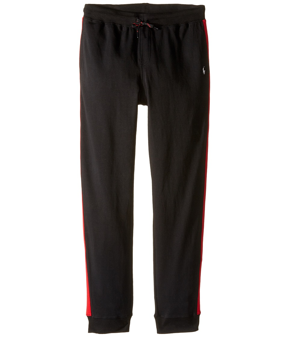 Polo Ralph Lauren Kids - Interlock Pants (Big Kids) (Polo Black) Boy's Casual Pants