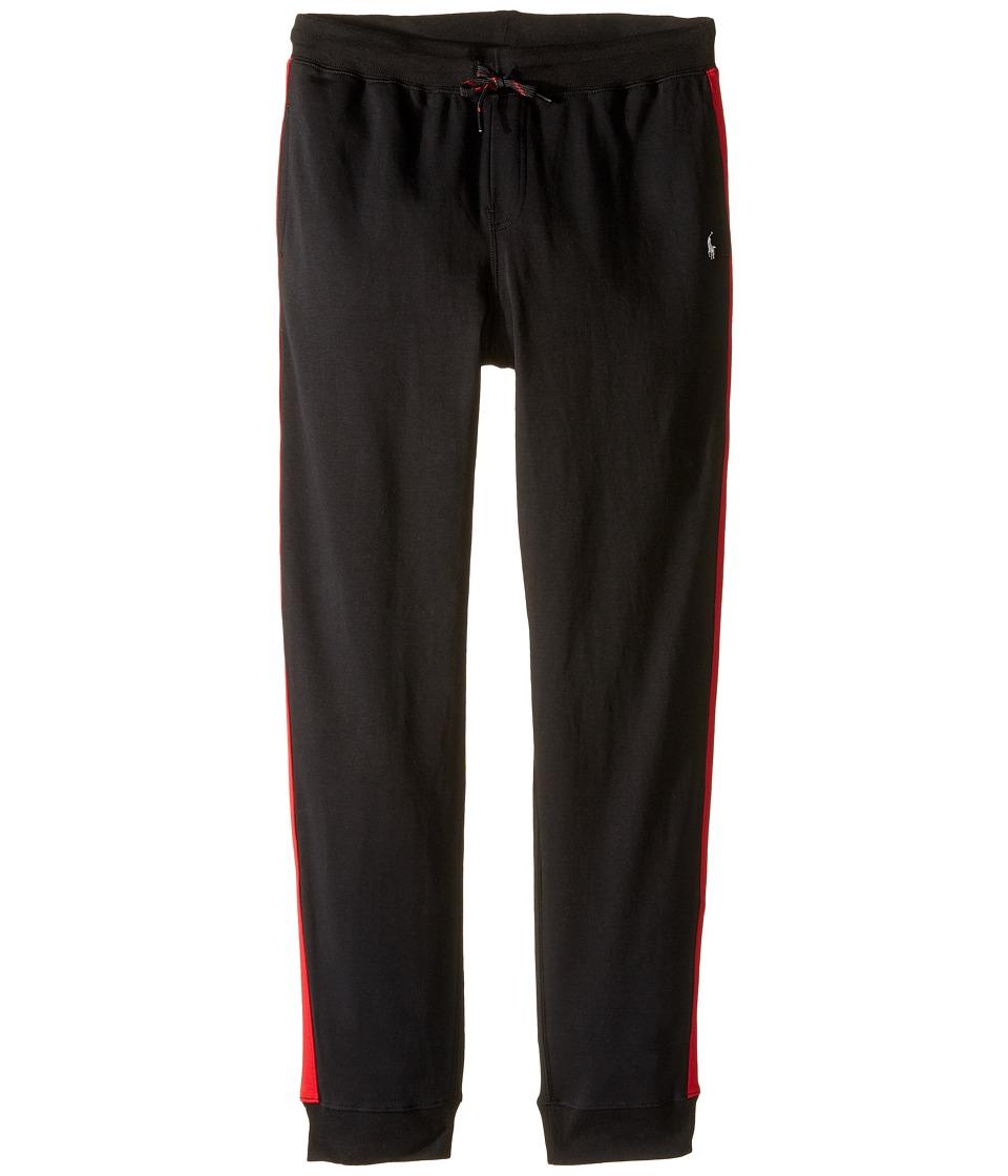 Polo Ralph Lauren Kids - Interlock Pants (Big Kids) (Polo Black) Boy's Casual Pants