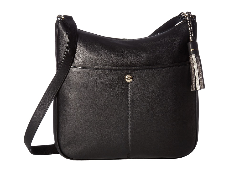 Cole Haan - Tilly Large Crossbody Bag (Black) Cross Body Handbags