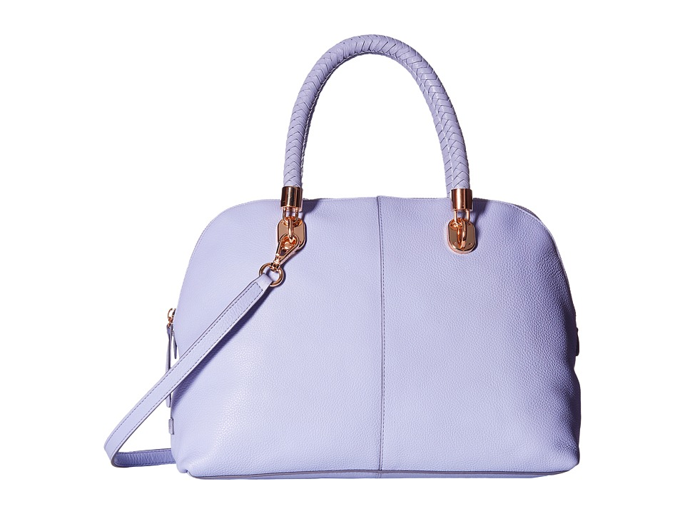 Cole Haan - Benson Large Dome Satchel (Lavender) Satchel Handbags