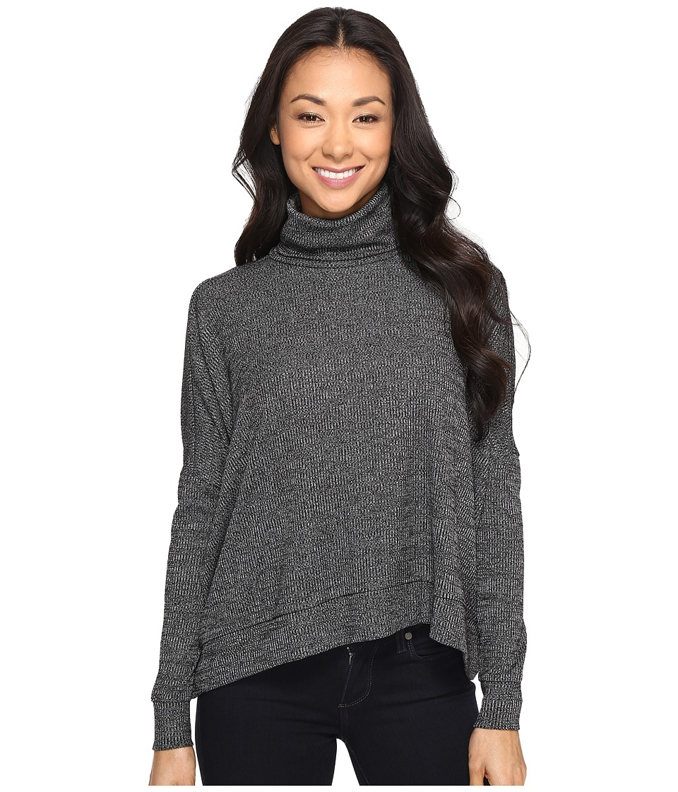 Culture Phit - Sorcha Turtle Neck Sweater (Black) Women's Sweater