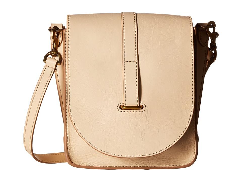 Frye - Ilana Crossbody (Natural Smooth Veg Tan) Cross Body Handbags