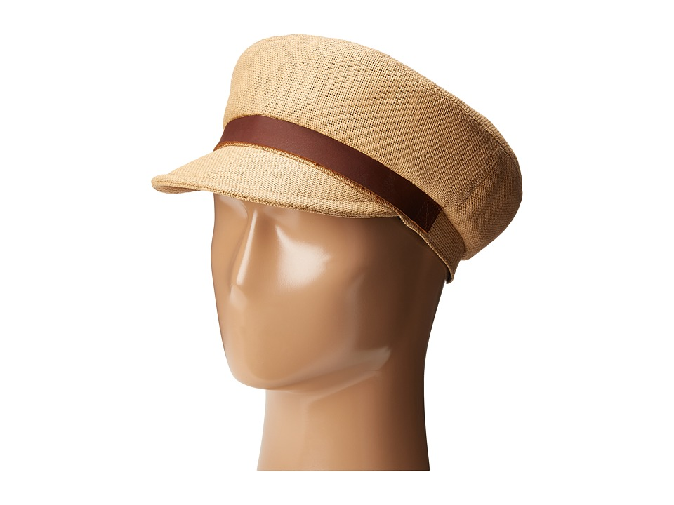 Brixton - Shelby Cap (Tan) Caps