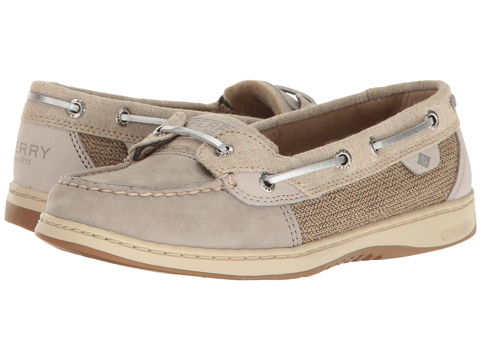 Sperry - Angelfish Sparkle (Grey/Silver) Women's Shoes