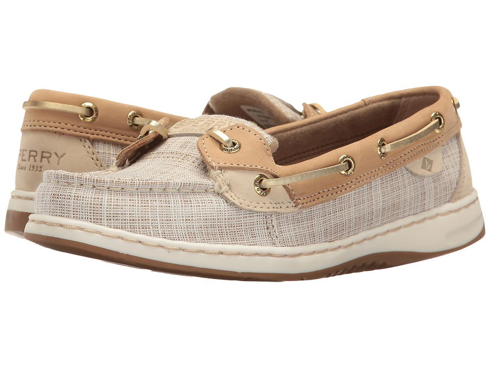 Sperry - Angelfish Cross Hatch (Linen) Women's Shoes