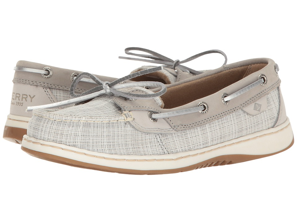 Sperry - Angelfish Cross Hatch (Medium Grey) Women's Shoes