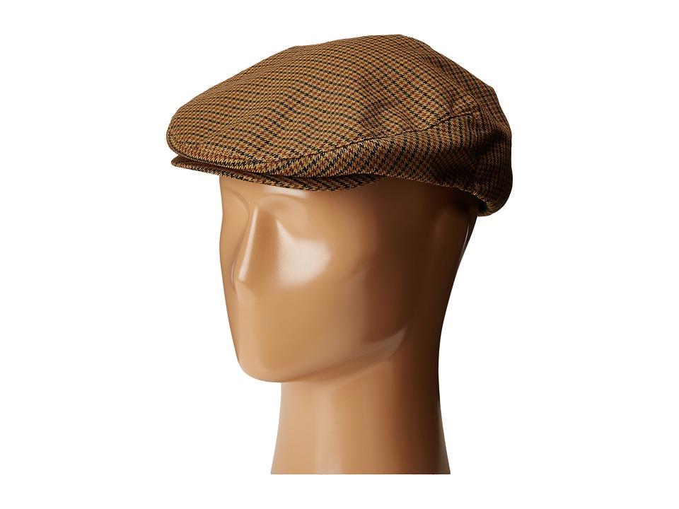 Brixton - Hooligan Snap Cap (Dark Khaki) Caps