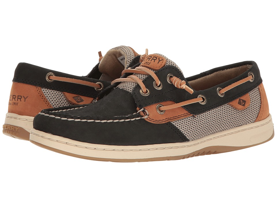 Sperry - Rosefish (Black/Cognac) Women's Shoes